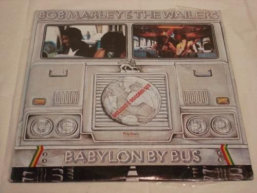 bob marley & the wailers: babylon by bus