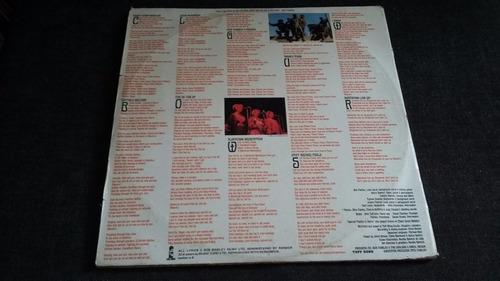 bob marley & the wailers confrontation lp vinilo reggae