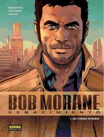 bob morane 01: renacimiento(libro acción y aventura)