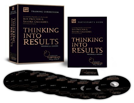 THINKING INTO RESULTS BOB PROCTOR DOWNLOAD