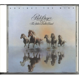 Bob Seger & Silver Bullet Band Against The Wind 90(ex-)cd+