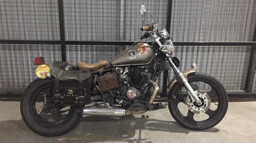 bobber 220 guerrero gmx 2011