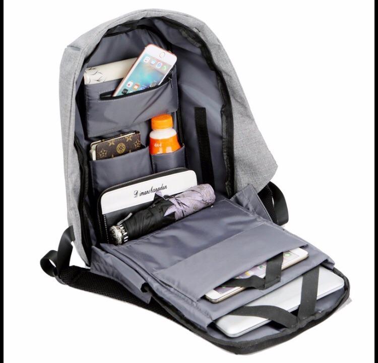 e427c2577c Bobby Backpack By Xddesign Original (mochila Antirrobo) -   2