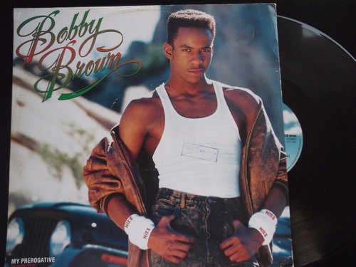bobby brown - my prerogative - extended remix - england
