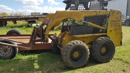 bobcat 175 año 92 motor 0 hs balde nuevo oferta