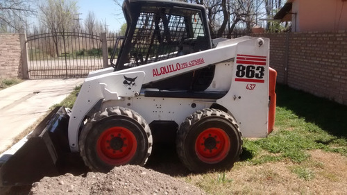 bobcat 863 g high flow