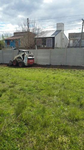 bobcat alquiler,  limpieza de terrenos, 15 3279 - 0908
