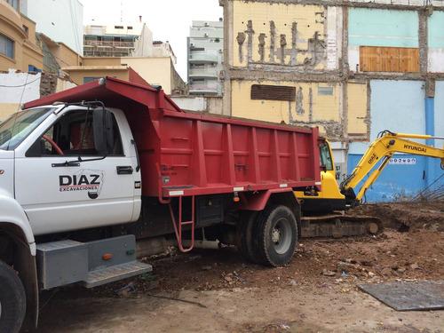 bobcat minicargadora minipala retroexcavadora camiones