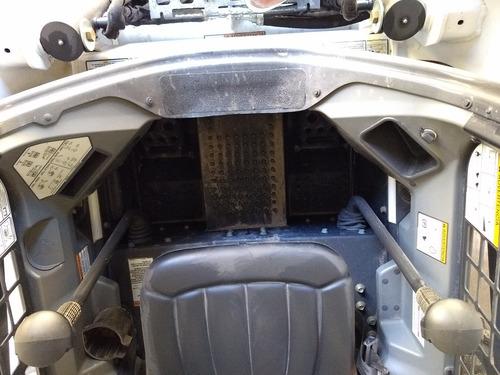 bobcat minicargadora pala cargadora cargador