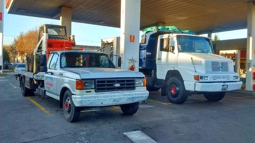 bobcat, minicargadoras; palas 1m3; camiones volcadores 17 m3