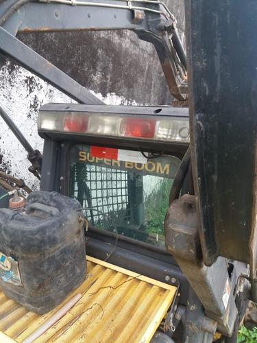 bobcat  new holland carregadeira ano 2010