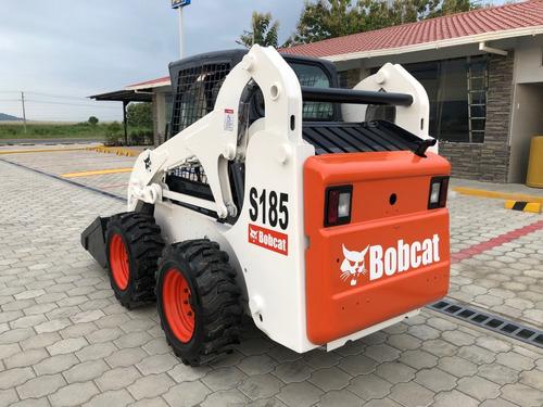 bobcat s185 bob cat minicargador