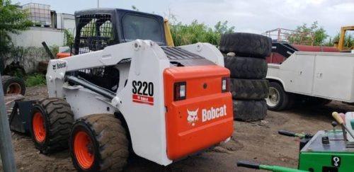 bobcat s220 2007yr