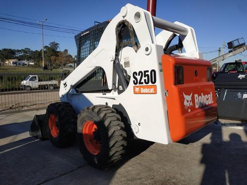 bobcat s250 minicargador cargador sisler