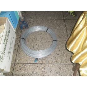 Bobina Alambre Galvanizado Cerco Electrico Consultar Precio