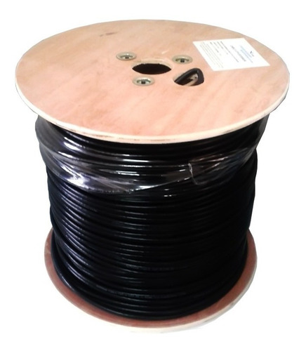 bobina cable red utp exterior noganet categoria 5e 305mts
