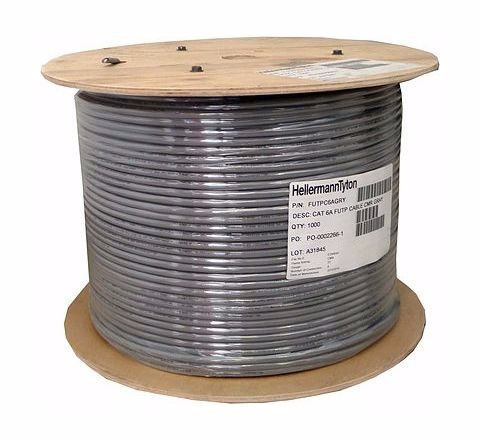bobina cable utp cat5e techly 305mts - lidertek