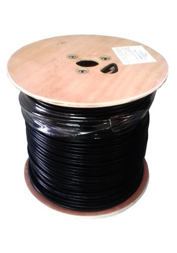 bobina cable utp firenet doble vaina mallado 300mtrs 6cuotas