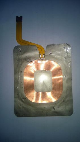 bobina carga inalambrica + flex  nokia lumia 1520 original