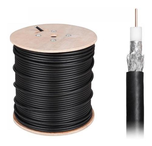bobina coaxil coaxial rg6  - electroimporta -