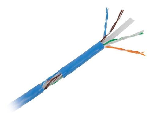 bobina de cable utp 305mts cat6 economica cmx