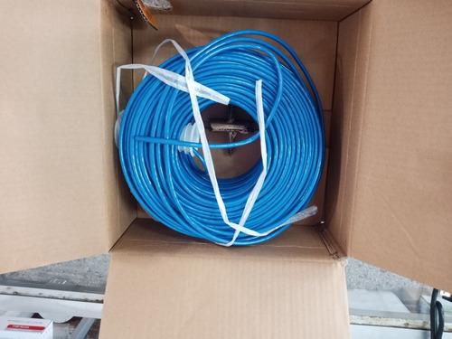 bobina de cable utp de 100mts cat 5