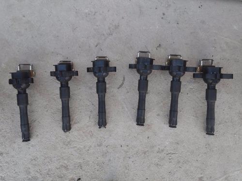 bobina de encendido coil bmw 528i serie 5 v6 2.8l 97 al 00