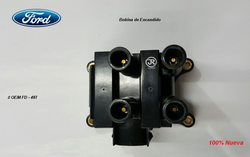Bobina De Encendido Ford Fiesta Focus Ecosport Mondeo