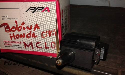 bobina de encendido honda civic 92/96 nueva
