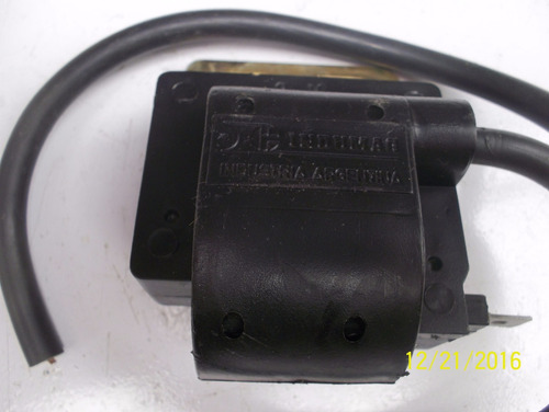 bobina de ignicion indumag 12 v para platino 0km oncativo