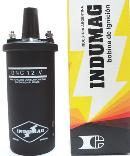 bobina de ignicion indumag gnc 12v para platino