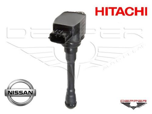 bobina de ignição 22448-1kt1a nissan livina 1.8 - hitachi