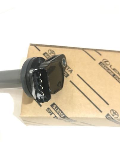 bobina de ignição corolla 1.8 2.0 2009/ original 90919-02258
