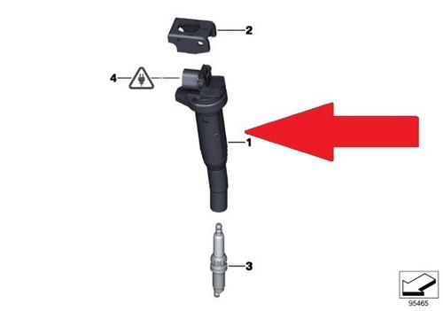bobina de ignição mini cooper 1.6 16v 2010 a 2012 original