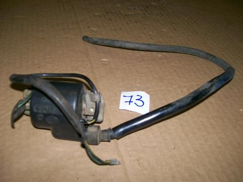 bobina de ignição motor honda biz drean original (usada)
