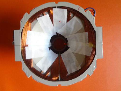 bobina defletora