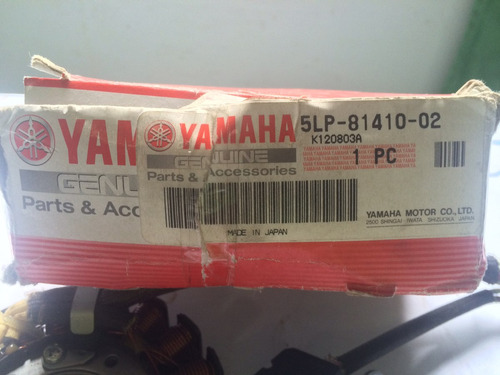 bobina del magneto yamaha raptor 660