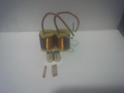 bobina doble para cerradura electrica de sobreponer