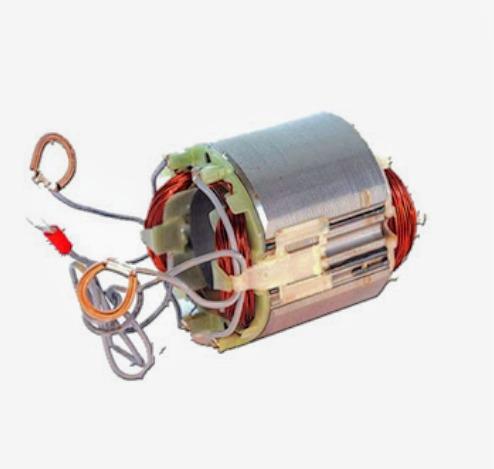 bobina / estator serra marmore makita 4100nh 110 ou 220 v