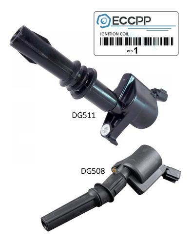 bobina ford explorer 06-10 f-150/350 fx4 4.6l y 5.4l  eccpp