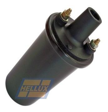 bobina hellux universal 12v en aceite (uso con resistor)