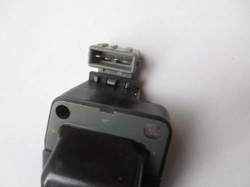 bobina ignição c3 peugeot 206 207 307 1.6 16v flex gasolina