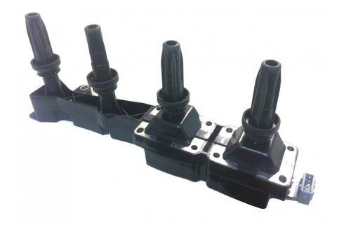 bobina ignição c3 peugeot partner 206 207 307 1.6 16v flex