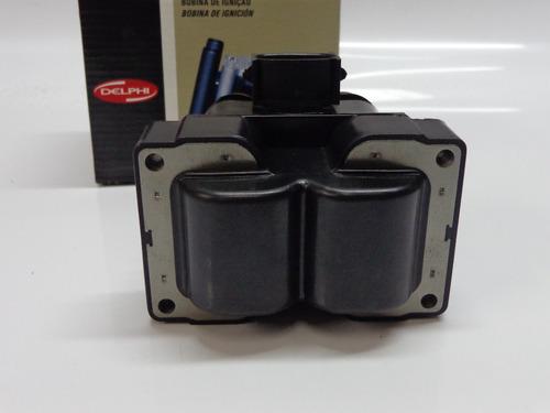 bobina ignição courier 1.4 16v (97 até 99) delphi gn10177