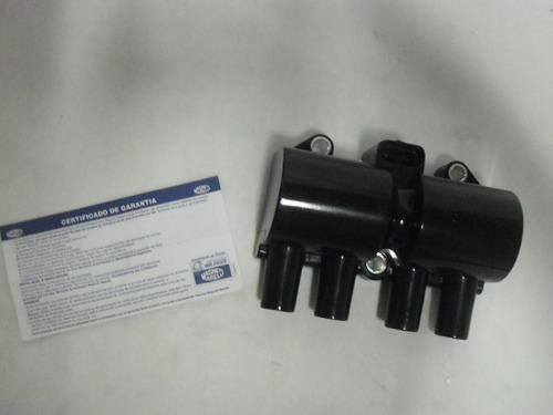 bobina ignição fiat siena 1.8 8v 3 pinos bi0042mm