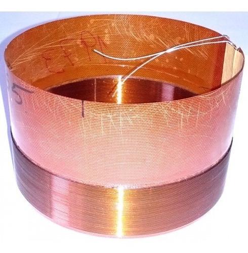 bobina móvel para alto falante 114x00 fb70 e27 2c 2s r4 f.al