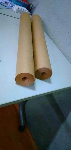 bobina papel kraft monolúcido 60cm 100 metros