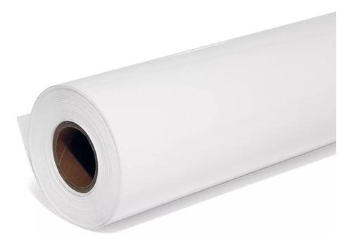 bobina rolo de papel sulfite plotter 61cm x 50mt - 75g