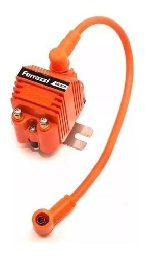 bobina seca ferrazzi competicion msd 40.000 volts + cable