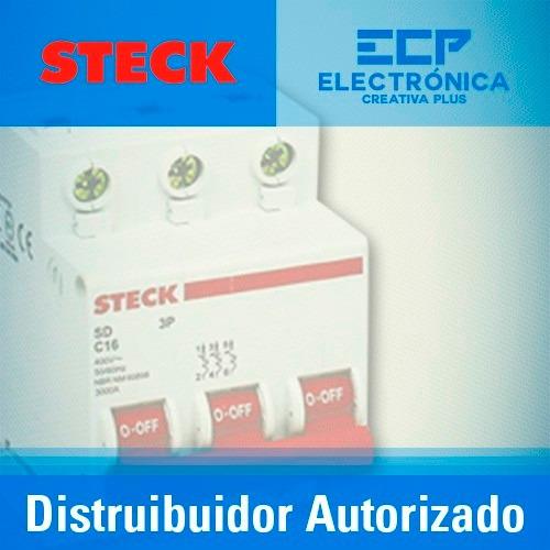 bobina steck 110 - 120v para contactores 9a - 18a